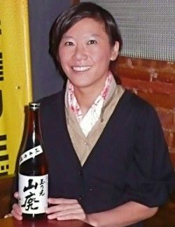 Lannie Ahn, Owner Izakaya Ten